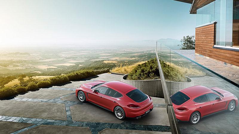 2015 Porsche GTS Panamera Demonstrator | Islands Luxury ...